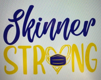 We are Skinner Strong!