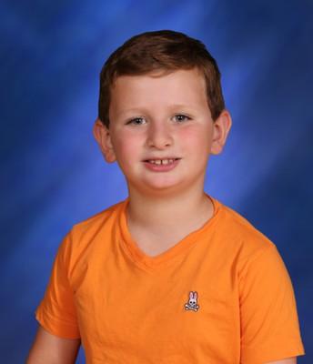 Third Grade - Jason