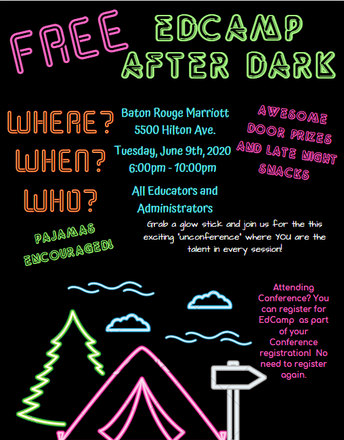 EdCamp After Dark 2020