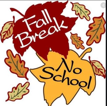 No school - Fall Break November 25-27