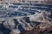 Добыча руды