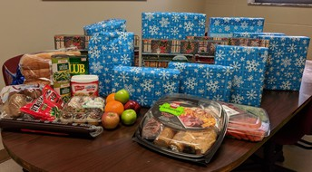 Middle School Fundraisers to assist families during the holidays