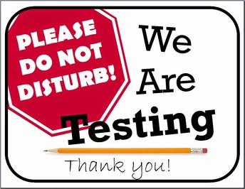 MS  CMAS Testing schedule