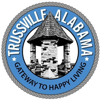 City logo - Trussville, AL  Gateway to Happy Living