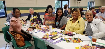 District Breakfast: CCHS Divas and Leaders