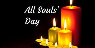 """All Souls Day,  Friday, November 2nd, """"The Day of the Dead"""" (Dia de los Muertos)"""