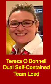 October 10th Teresa O'Donnell
