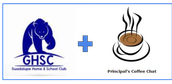 Principal's Coffee and Guadalupe Home and School Club Joint Meeting