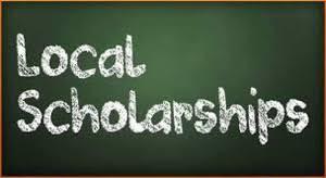 SENIORS: Local Scholarships are Beginning!