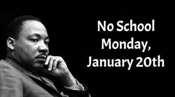 Reminder - No School on Monday