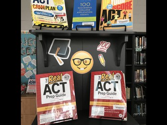 Please see Mr. Hughes for help registering for the ACT.