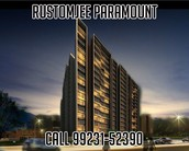 Rustomjee Paramount Rate  Planed In A Very Superior Way Of Speedy Approaches
