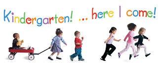 Kindergarten Information Meeting--Virtual