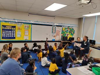 1st Grade - Texas