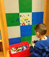 LEGO Wall Rewards for Good Behavior in the Classroom!