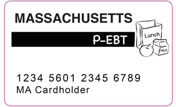A nota sobre los beneficios de P-EBT