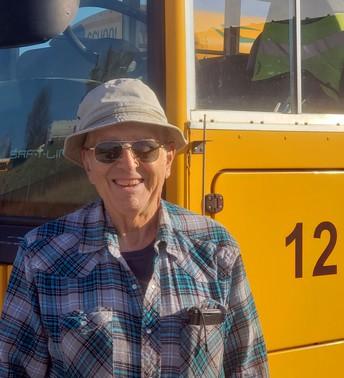 Floyd Kendall, bus driver
