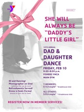 10TH ANNUAL DAD & DAUGHTER DANCE