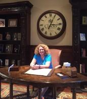 Nicole H. Cruz, SISD Lead Librarian
