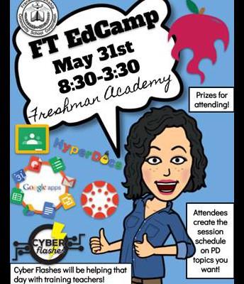 FT EdCamp 5/31/18