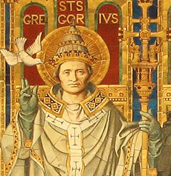 Saint Gregory the Great / 7th Century Pope