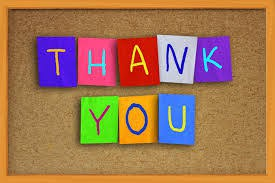 Thank You from the PTO