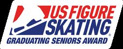 Senior Campbell McCann Receives Platinum Award from US Figure Skating