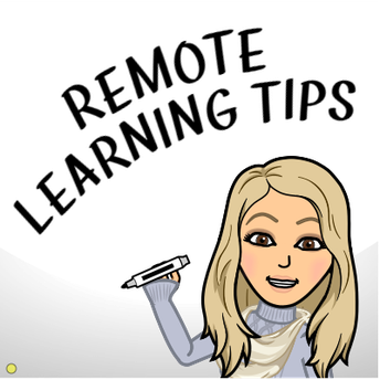 Remote Learning Notes