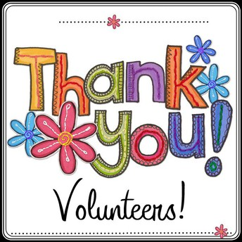 Important volunteer information