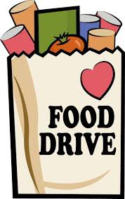 UMHS Food Drive is always accepting items