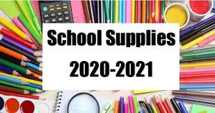 Have you picked up your school supplies?