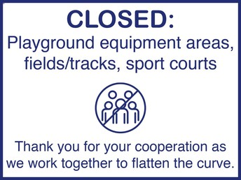 Reminder: Outside School Facilities Closed