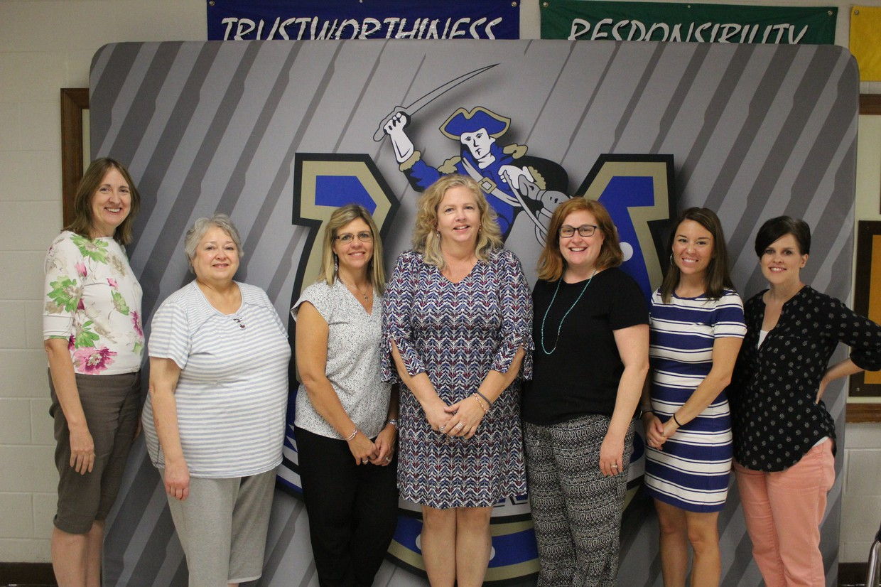 Photo of the SHS counseling department staff.