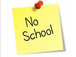 No School - March 9