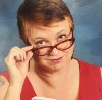 Amy McFadden, Librarian, MLIS