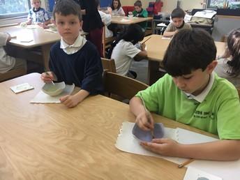 1st & 2nd Grade - Art