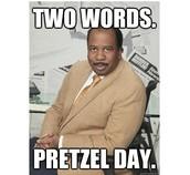 Pretzel & Donut Sales