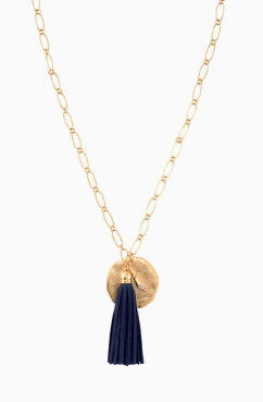 Carla Tassel Necklace