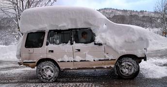 Car Winter Safety