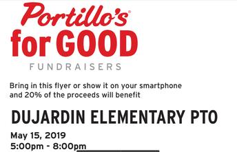 Portillo's Fundraiser