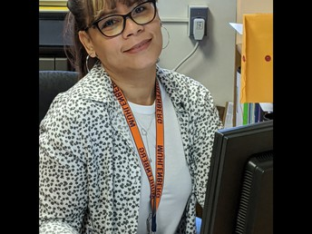 Mrs. Torres - Administrative Assistant