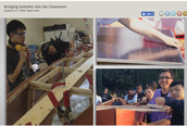 Building Industry into the Classroom