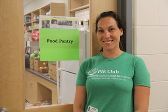 Buffs Food Pantry Opens