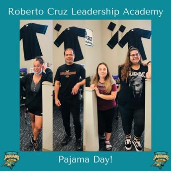 "RCLA ""Pajama Day"""