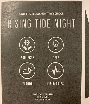 Rising Tide Night