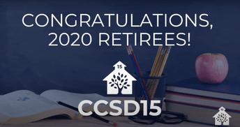 Celebrating 2019-20 Retirees