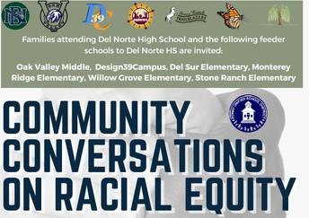 Community Conversations on Racial Equity Session #3