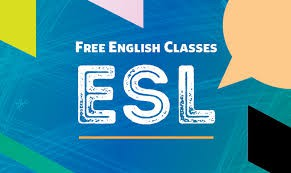 Parent ESL Classes (Tuesdays and Thursdays)