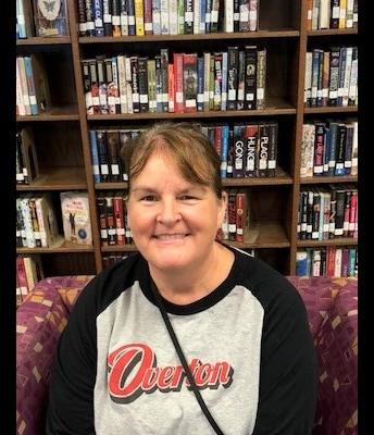 Lori Bervoets, Librarian