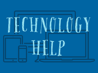 Technology Support for Students Learning at Home